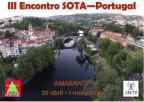 III Encontro Nacional SOTA 30ABR/01MAI2016